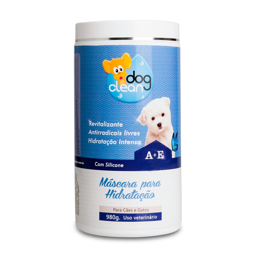 Máscara de Hidratação A+E 980g Dog Clean