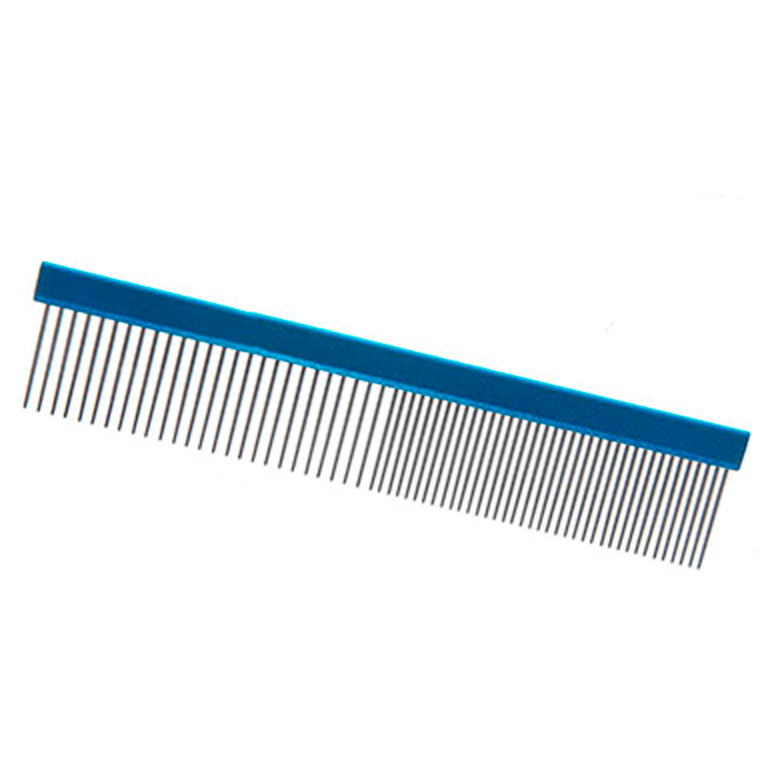 Pente 19,5cm Duplo Alumínio Azul Precision Edge