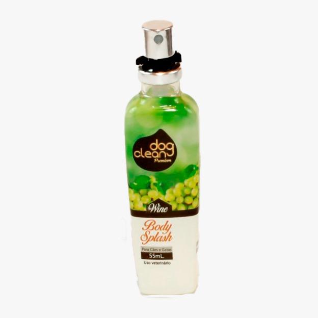 Perfume Body Splash Wine 55ml Dog Clean