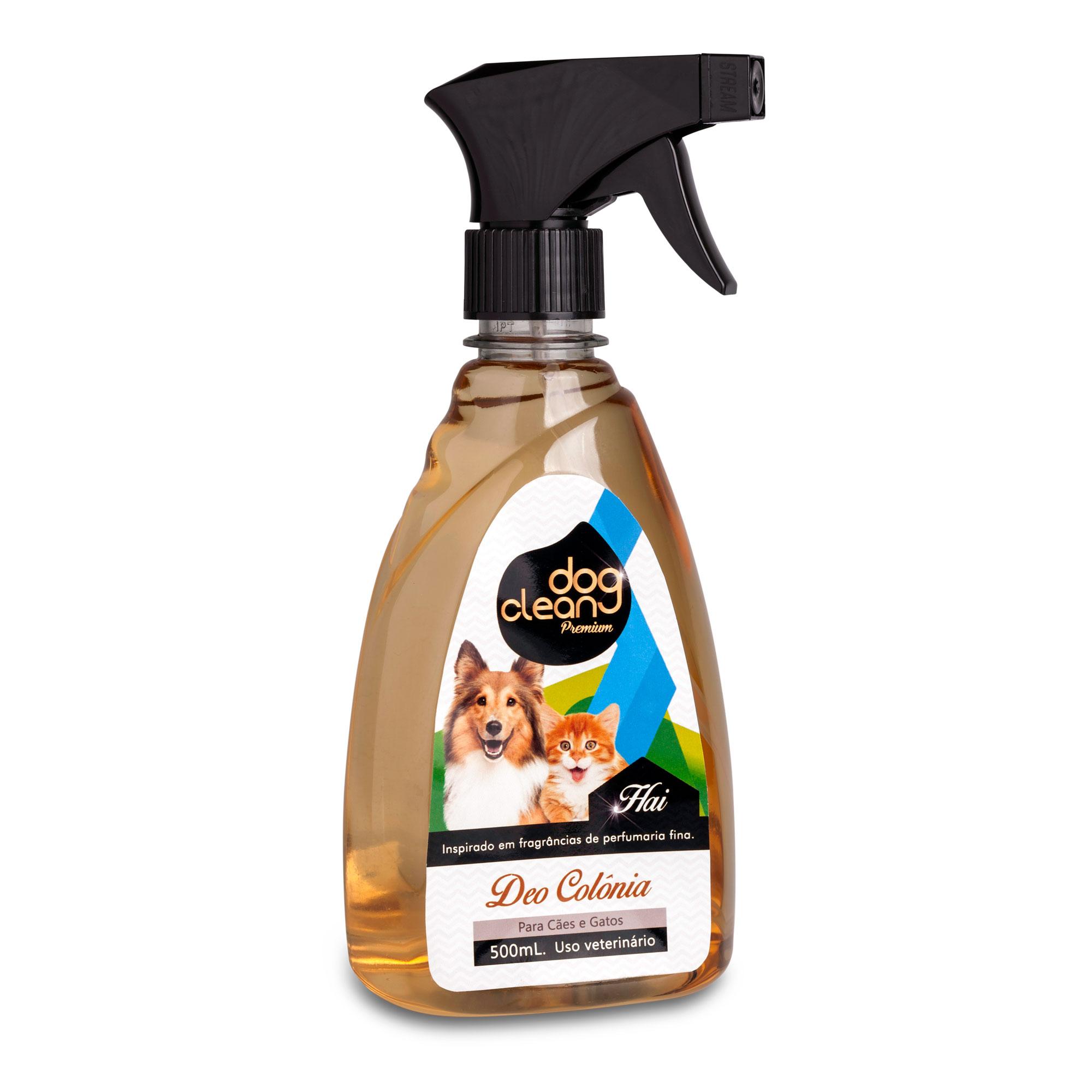 Perfume Deo Colônia Hai 500ml Dog Clean