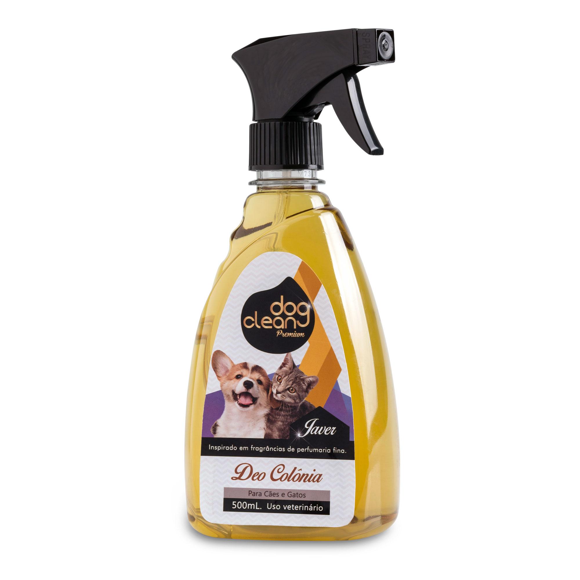 Perfume Deo Colônia Javer 500ml Dog Clean