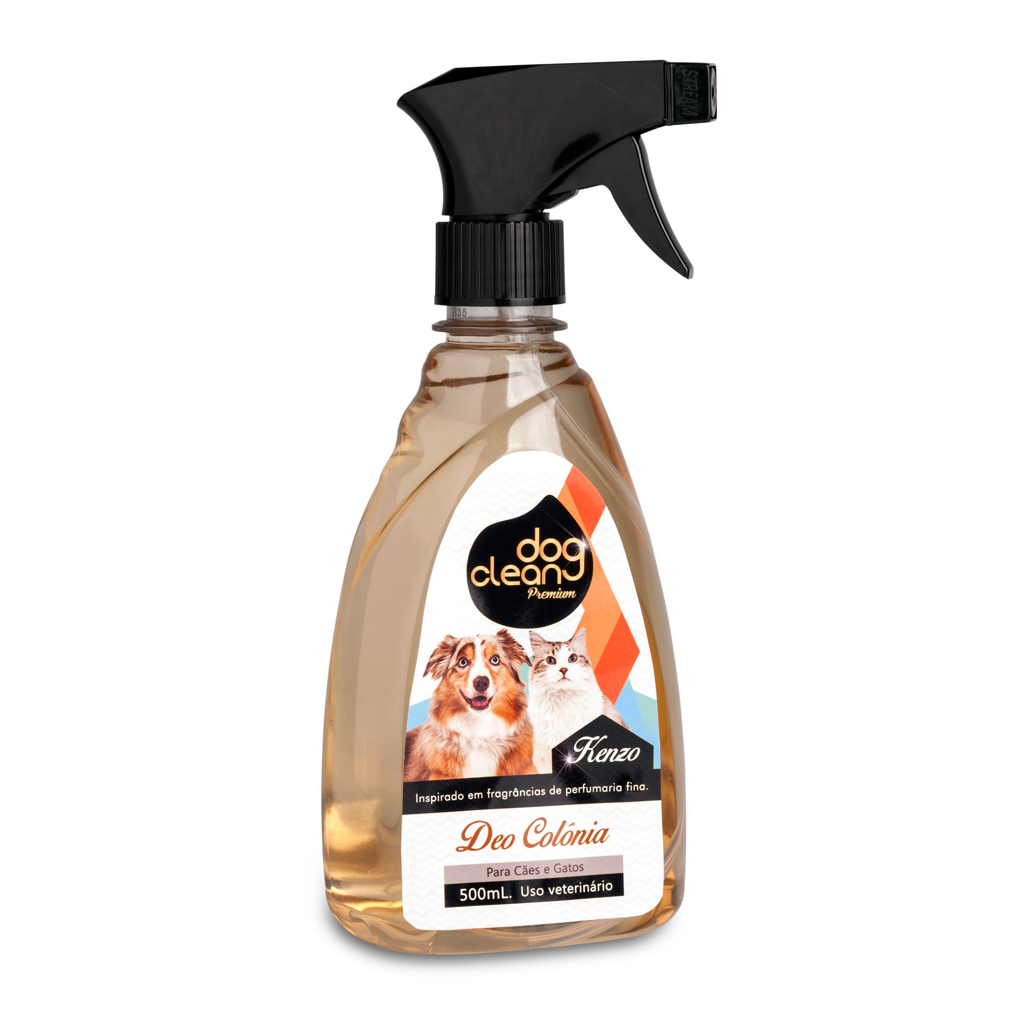 Perfume Deo Colônia Kenzo 500ml Dog Clean