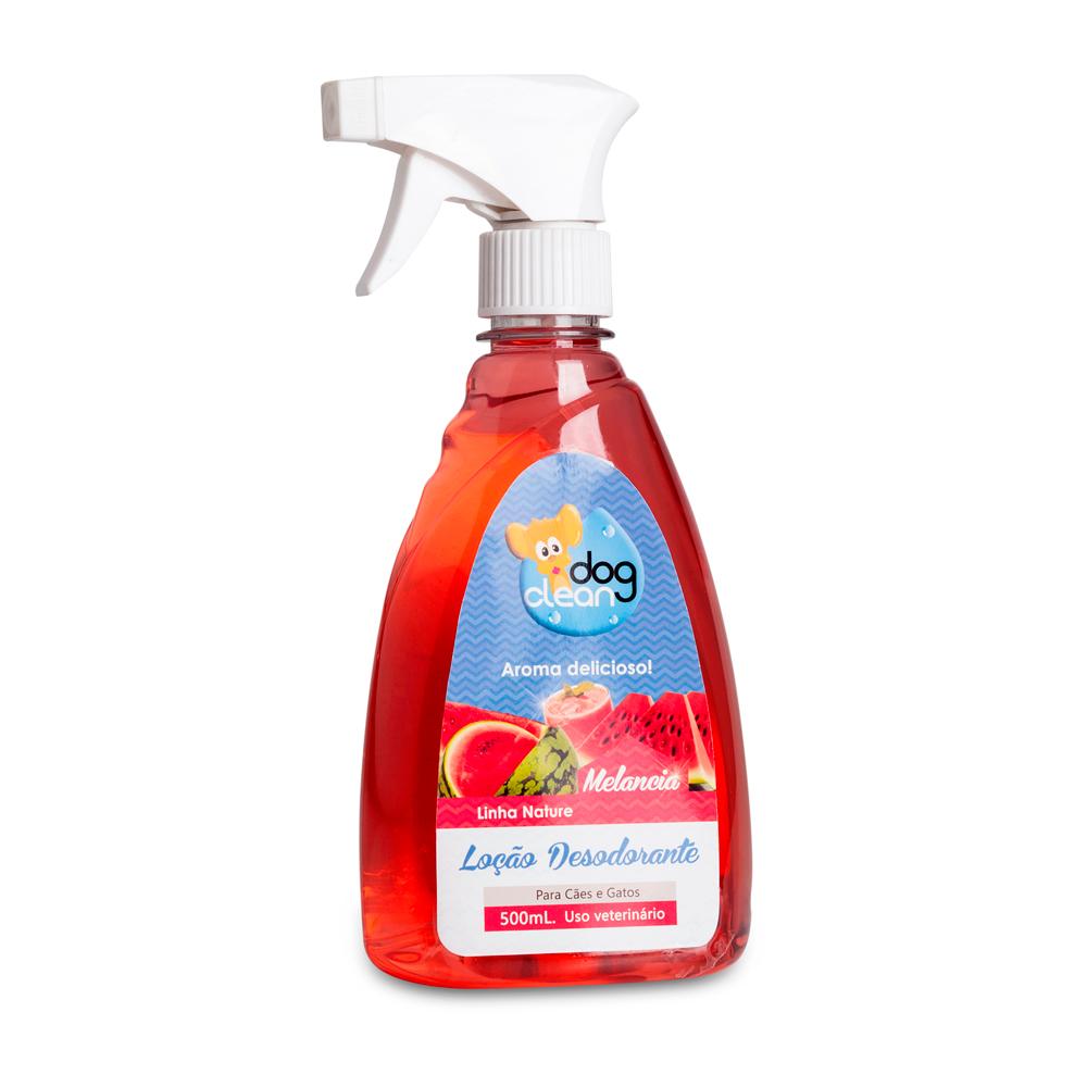 Perfume Loção Melancia 500ml Dog Clean