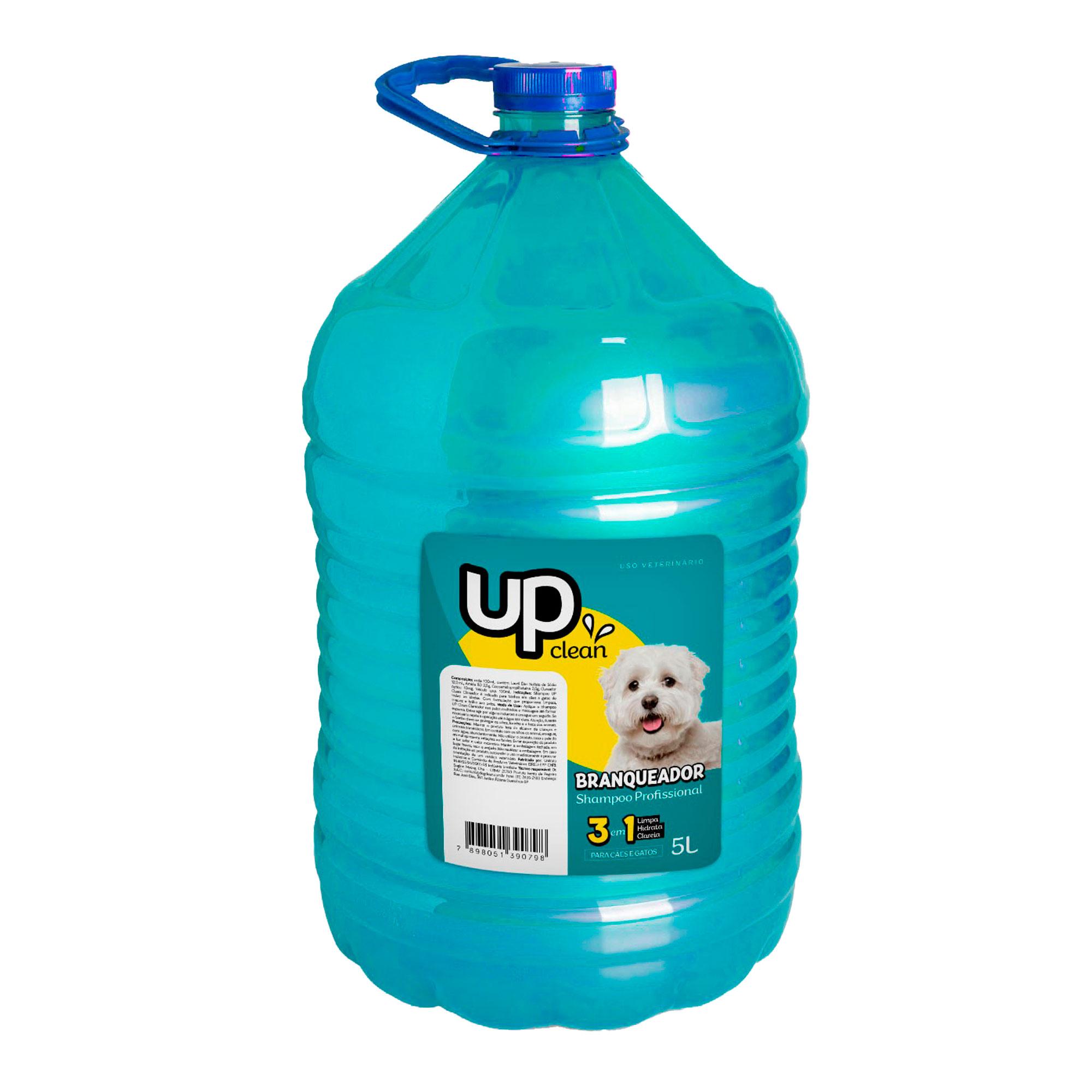 Shampoo Branqueador 5L Up Clean