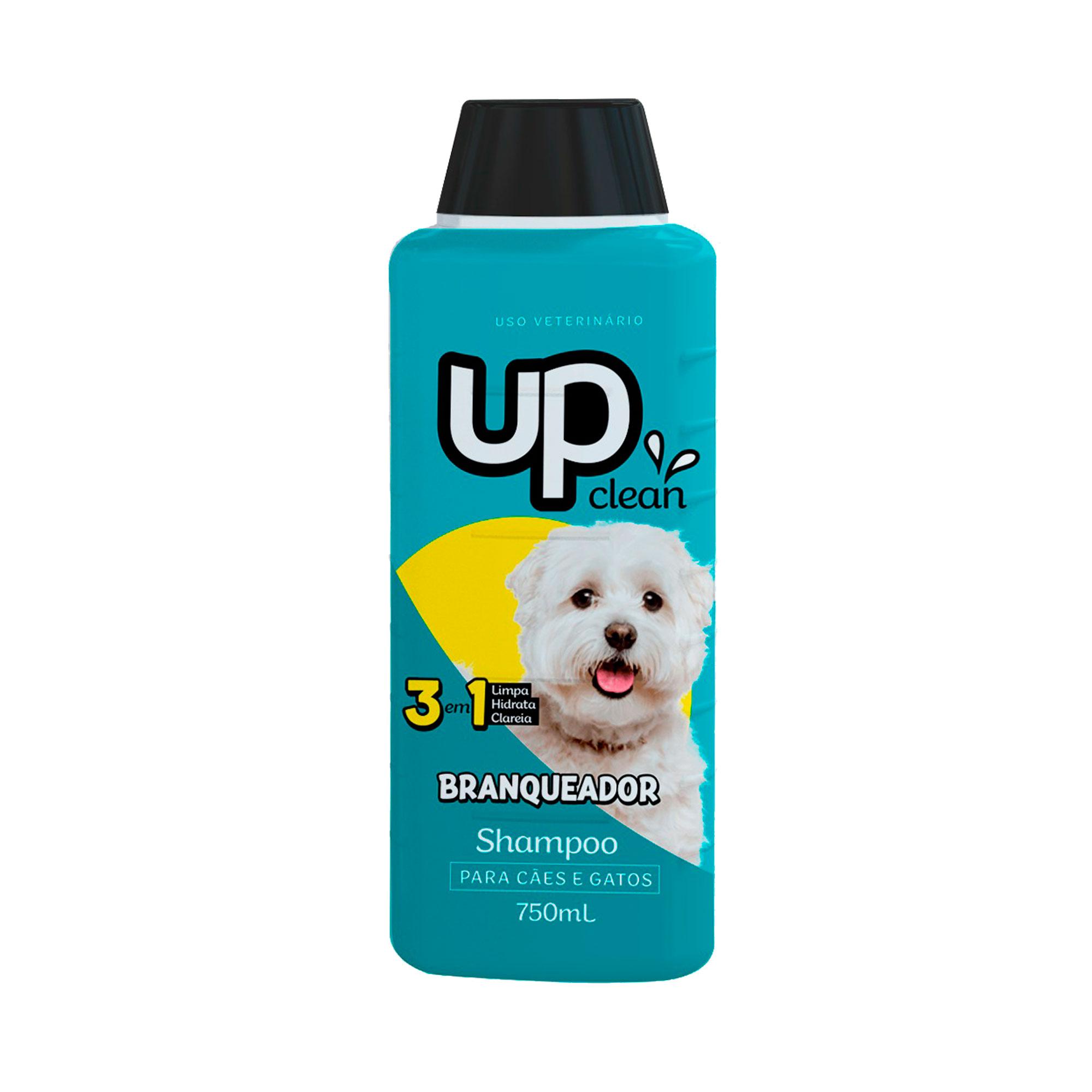 Shampoo Branqueador 750ml Up Clean