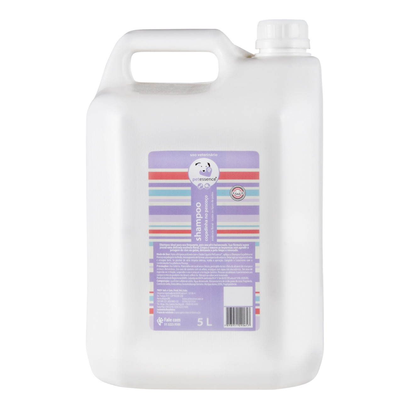Shampoo Coçadinha no Pescoço 5L PetEssence
