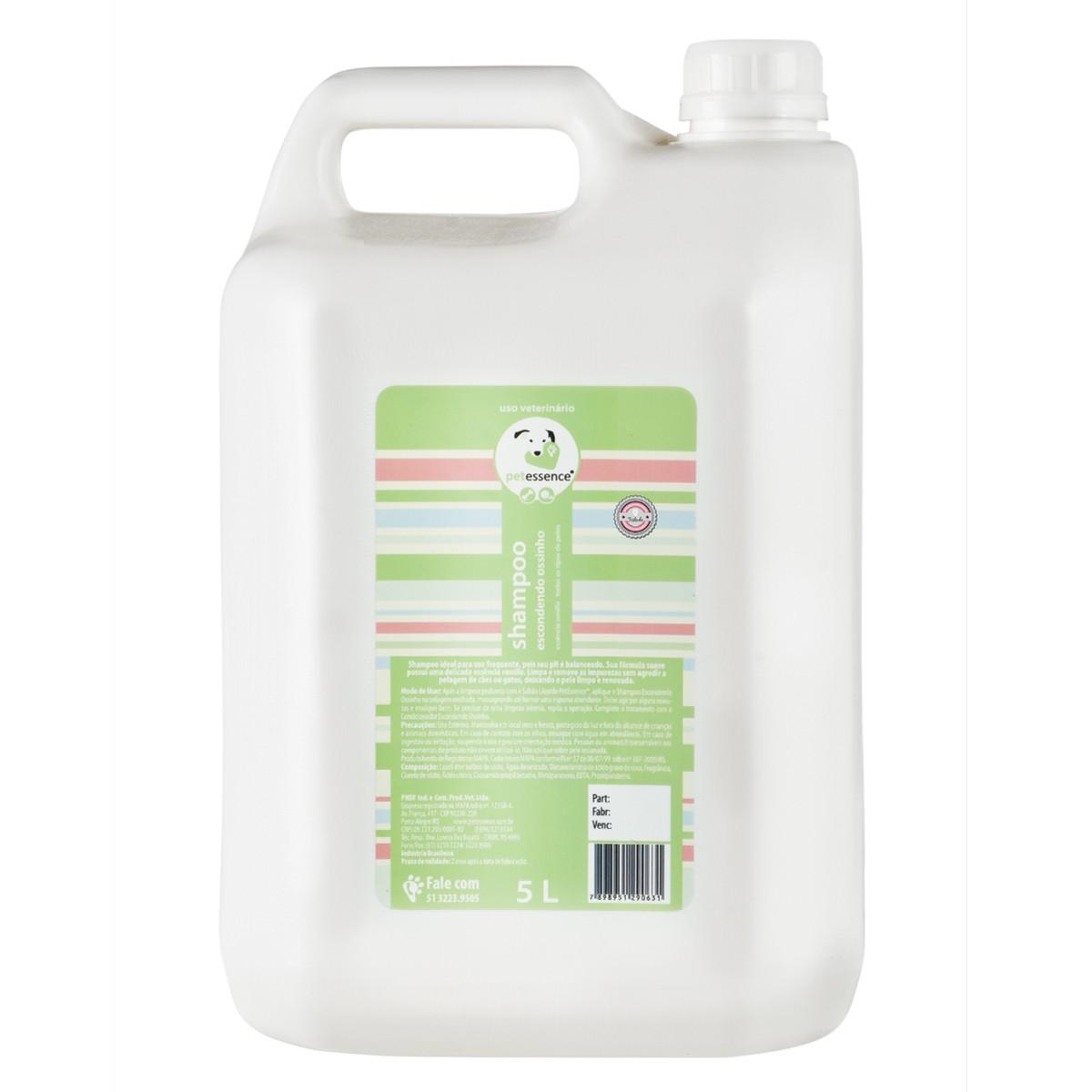Shampoo Escondendo Ossinho 5L PetEssence