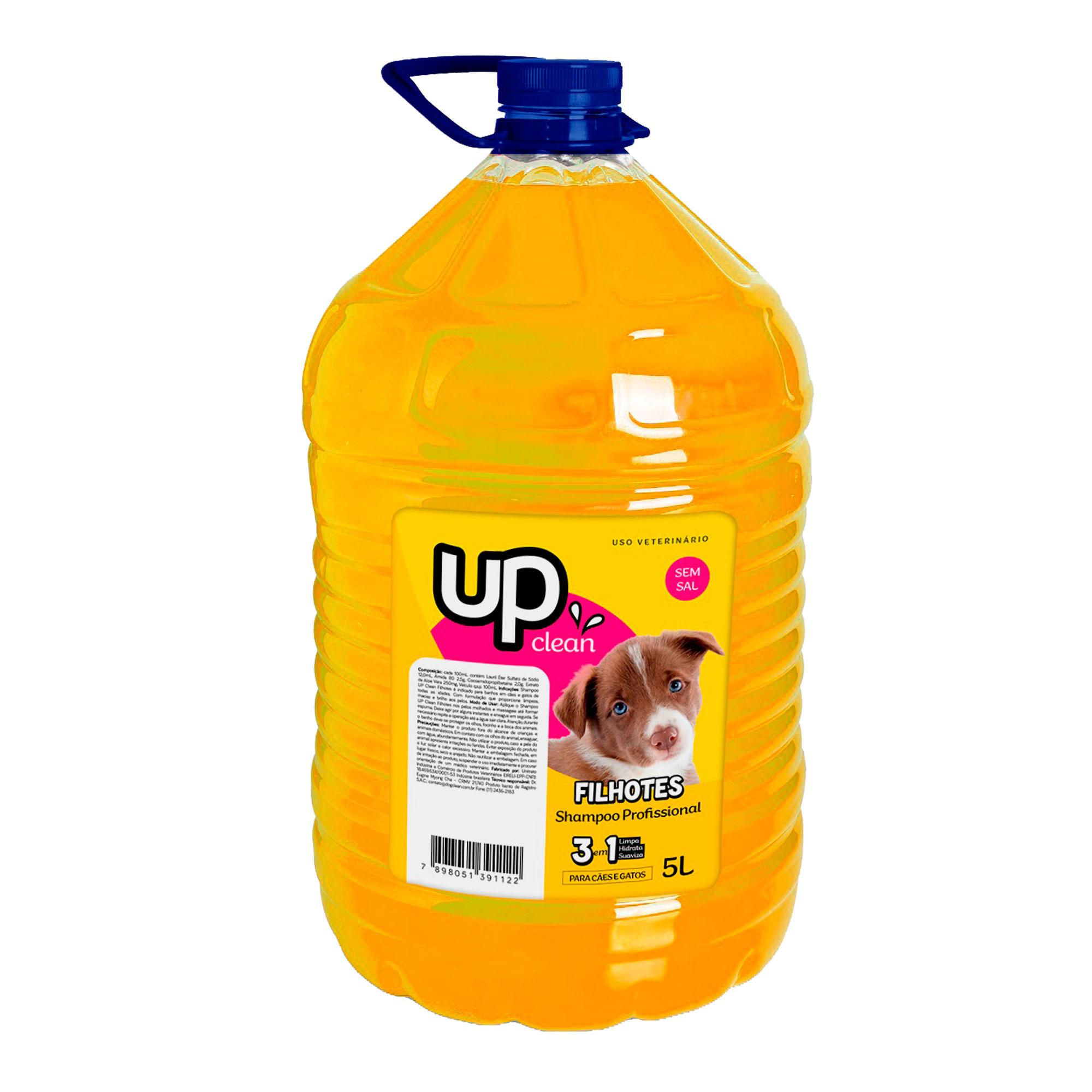 Shampoo Filhotes 5L Up Clean