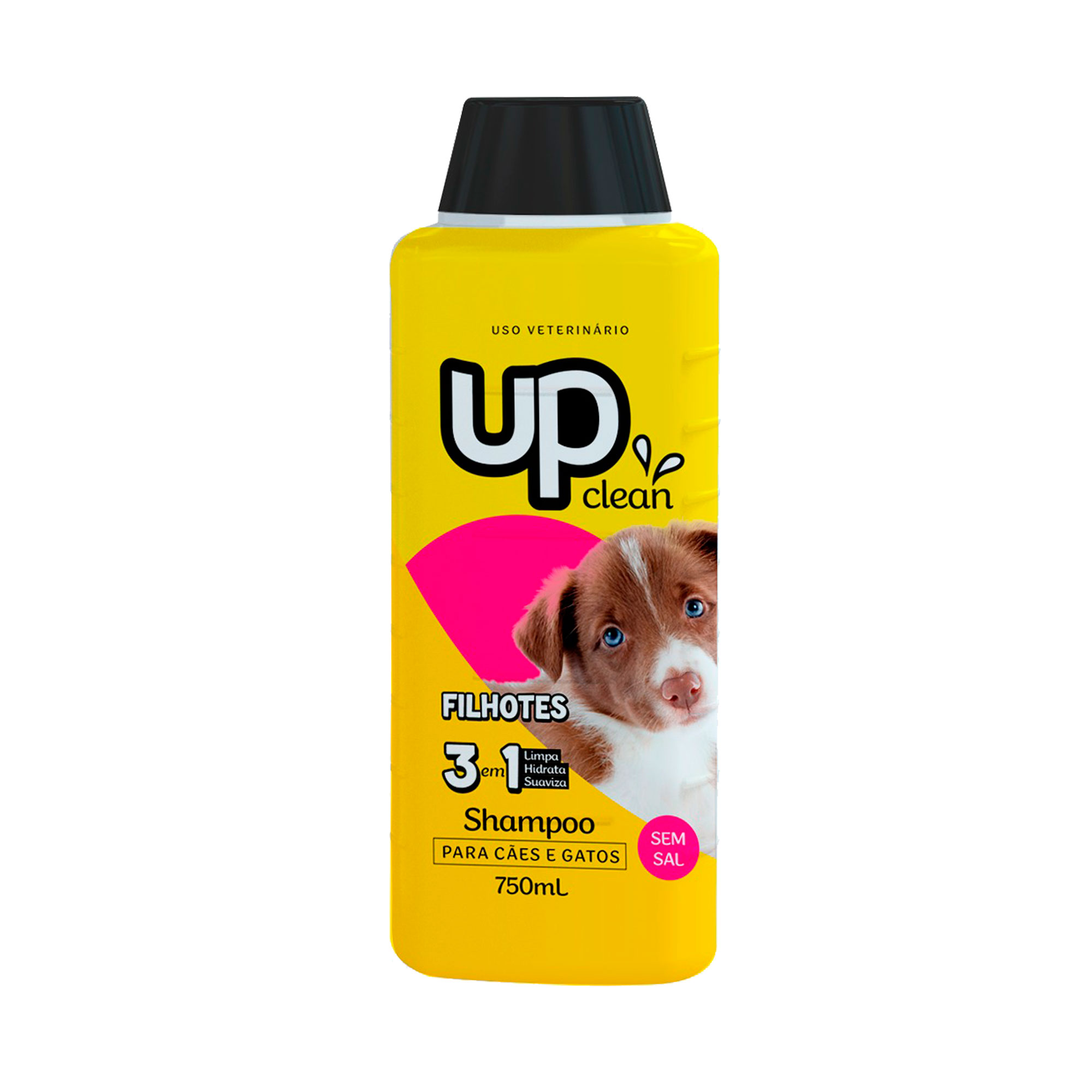Shampoo Filhotes 750ml Up Clean