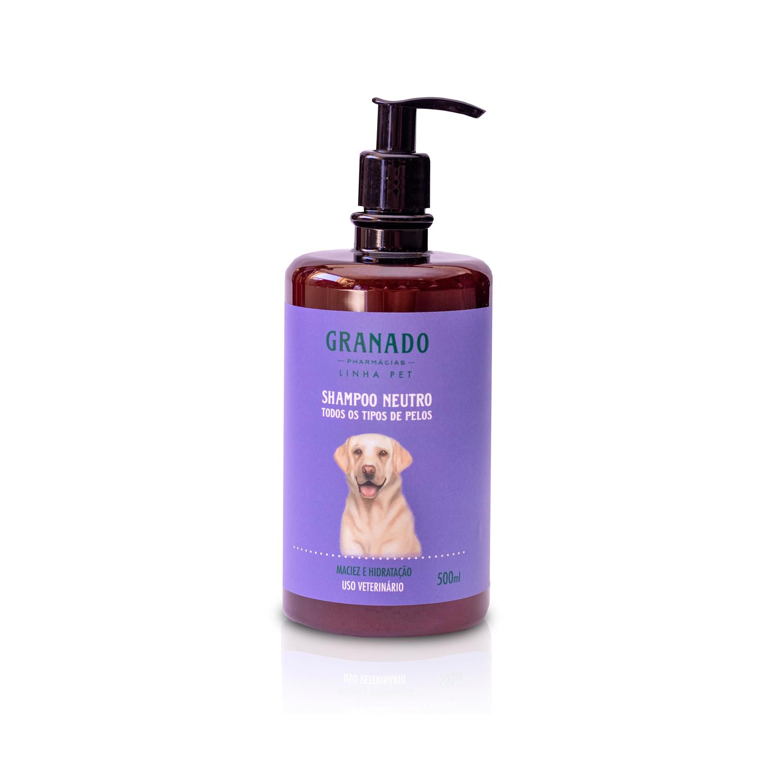 Shampoo Neutro 500ml Granado