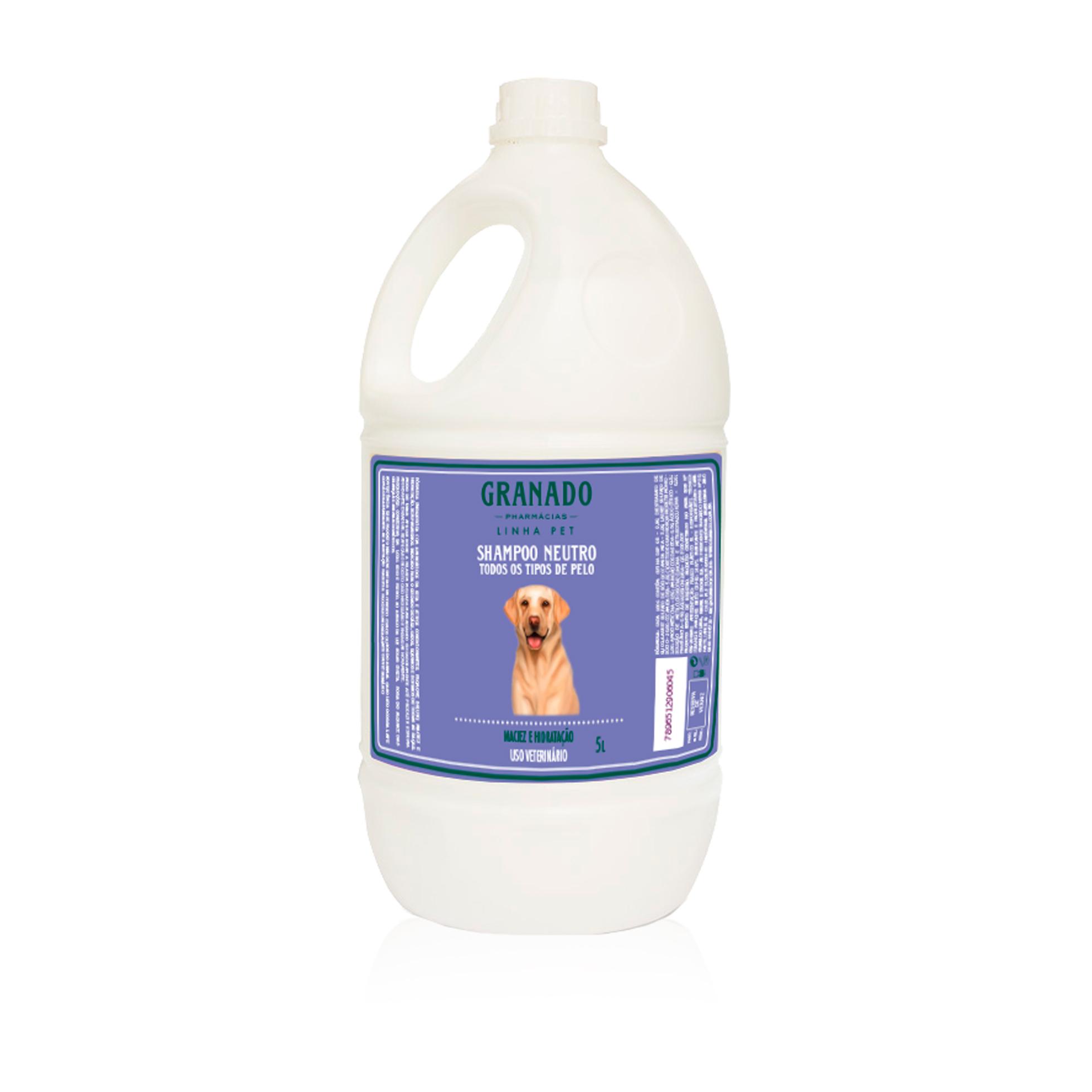 Shampoo Neutro 5L Granado