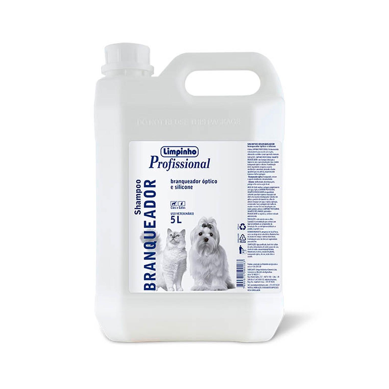 Shampoo Profissional Branqueador Limpinho 5L