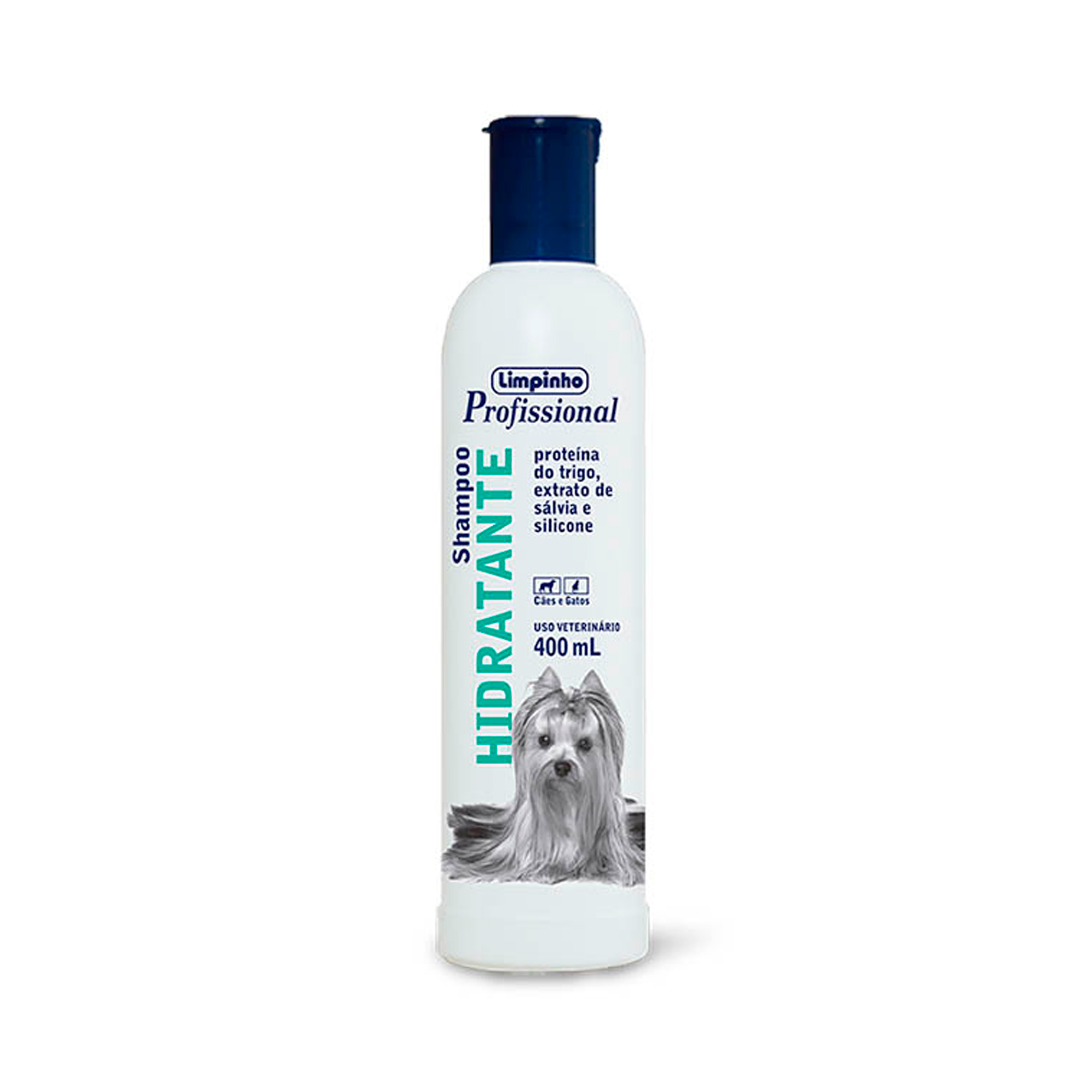 Shampoo Profissional Hidratante Limpinho 400ml