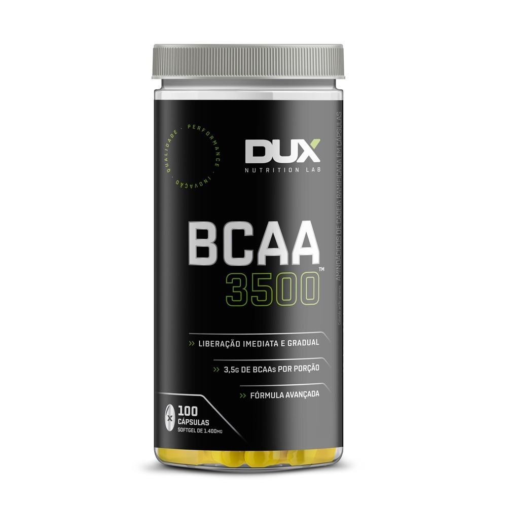 BCAA 3500 100 CAPS DUX