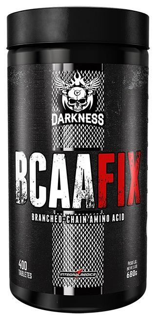 BCAA FIX DARKNESS 400 CAPS INTEGRALMEDICA