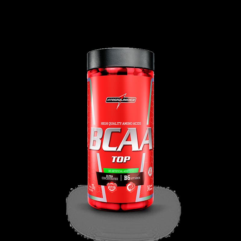 BCAA TOP 120 CAPS INTEGRALMEDICA