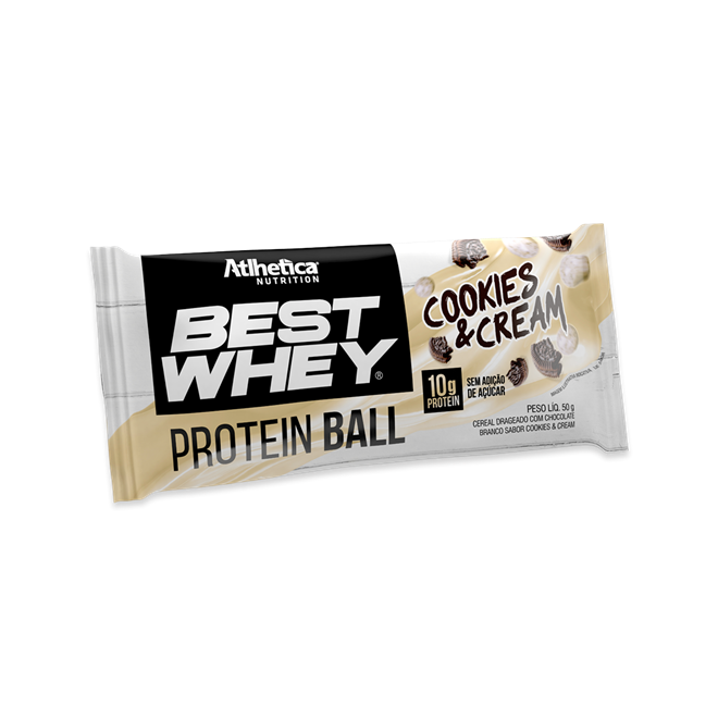 BEST WHEY  BALL 50G COOKIES