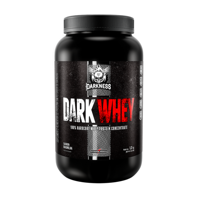 DARK WHEY 100% 2,3 KG INTEGRALMEDICA