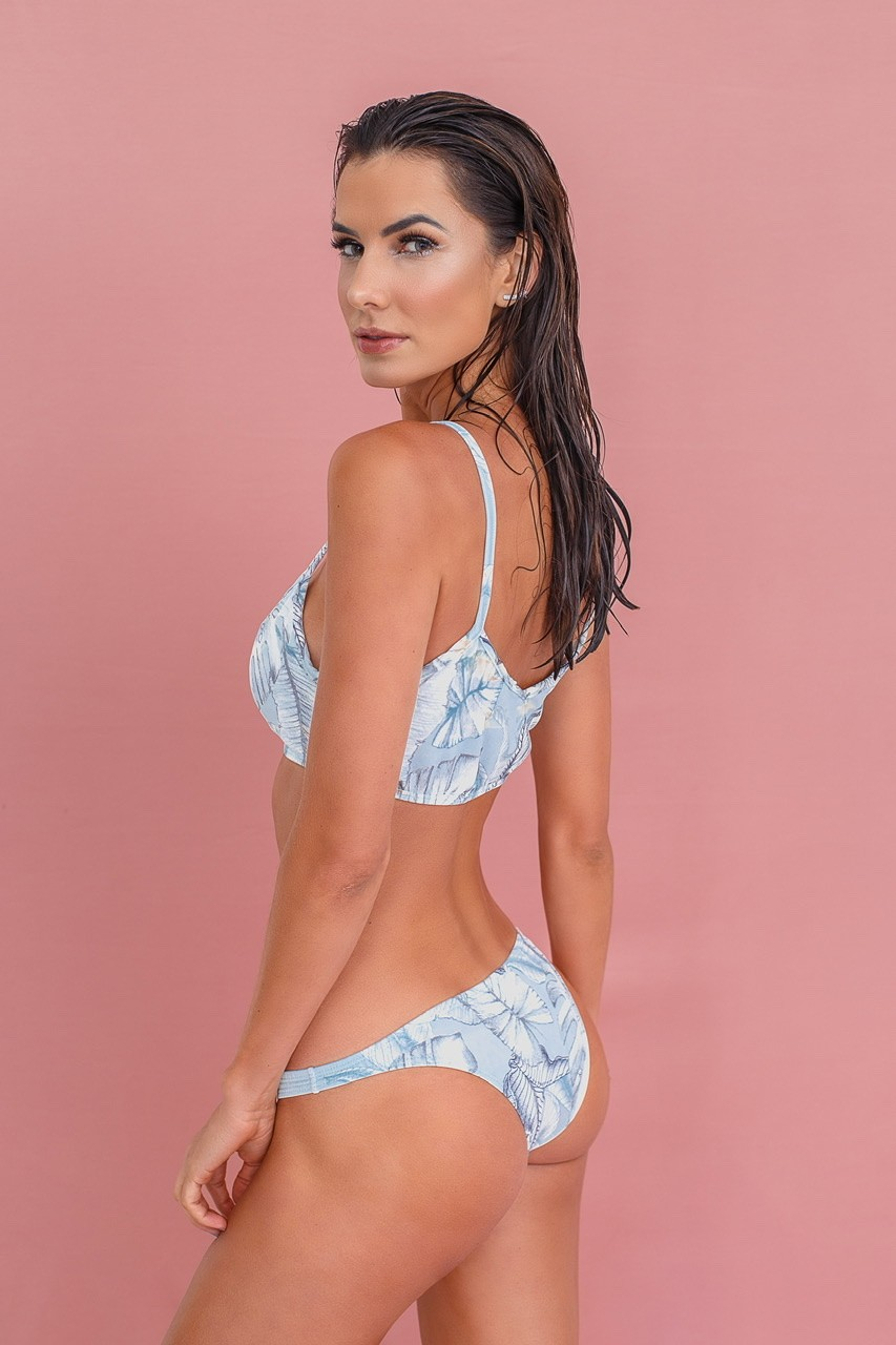 TANGA CALI BASIC BLUE SUMMER