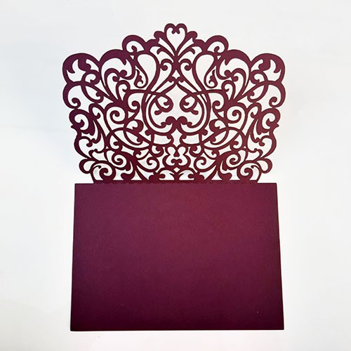 Capa de Convite Envelope