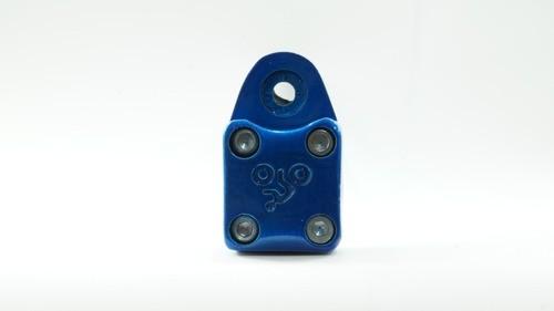 Avanço Mesa Suporte De Guidão Alumínio Azul