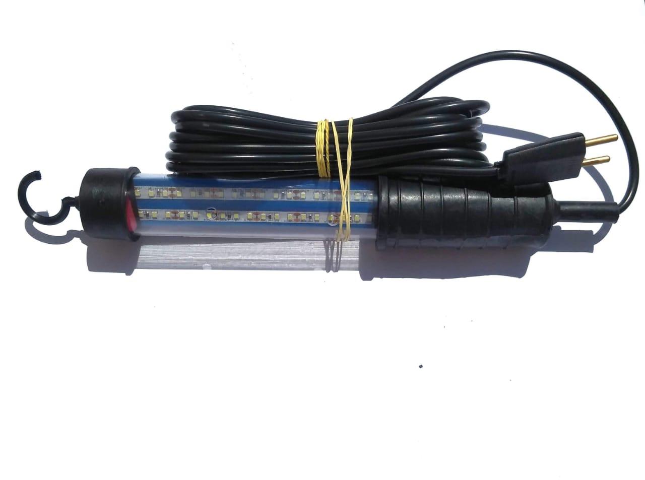 Kit 5 - Cordões de Luz Pendente Bivolt - Mecânico - cabo 7m