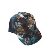 Boné Infantil Poliester Batman