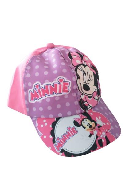 Boné Infantil Poliester Minnie