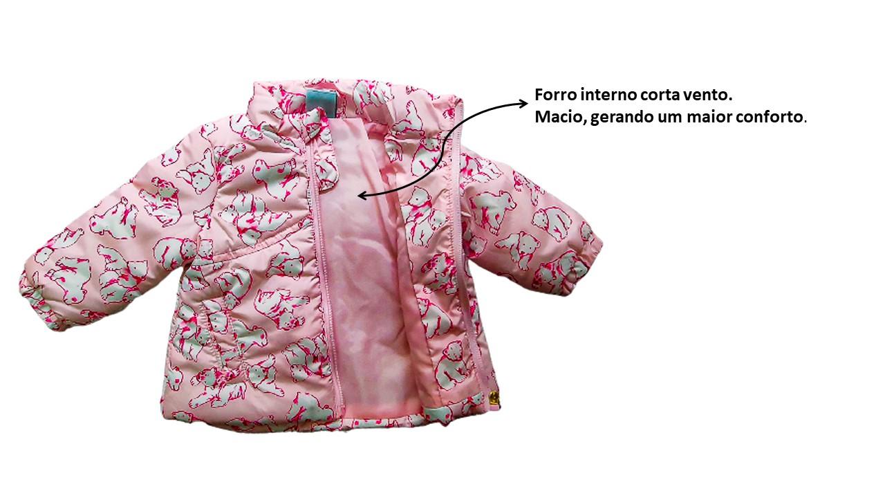 Jaqueta para bebê - Rovitex