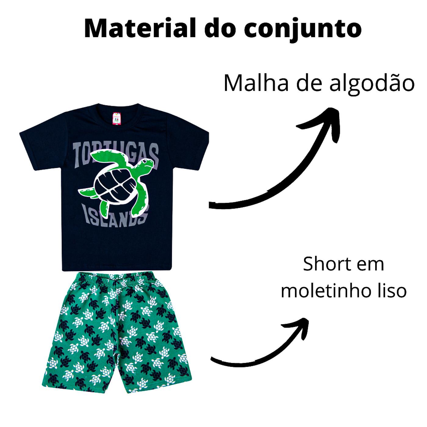 Roupas Infantil De Menino Kit 6 Conjuntos Masculino Sortido