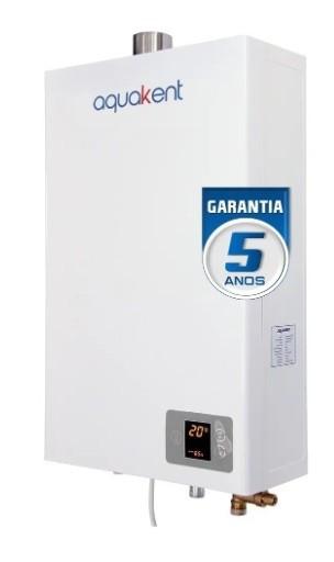 Aquec. Gás Aquakent Mod. AKG 14 - 14 L/Min.