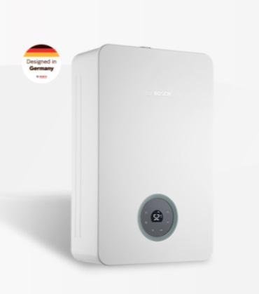 Aquec. Gás Bosch Mod. Therm 5600 F23 - 23 L/Min
