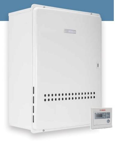 AQUEC. GAS BOSCH THERM 5700 F42 - 42 L/MIN - GLP
