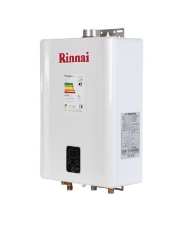 AQUEC. GAS RINNAI E21 - 21 L/MIN