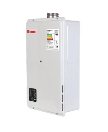 AQUEC. GAS RINNAI E27 - 27 L/MIN - GN - BRANCO