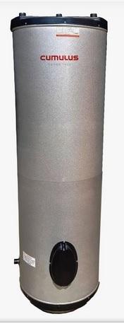 Aquecedor Cumulus Eletrico Inóx 316 Vertical - 250 L - 40mca (3,0KW - 2340 X 460MM)