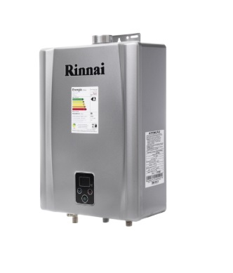Aquecedor Gás Rinnai Mod. E17 - 17 L/Min