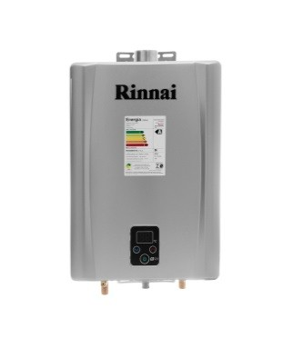 Aquecedor Gás Rinnai Mod. E21 - 21 L/Min