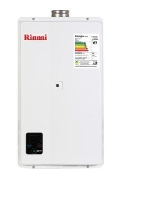 Aquecedor Gás Rinnai Mod. E33 - 32,5 L/Min
