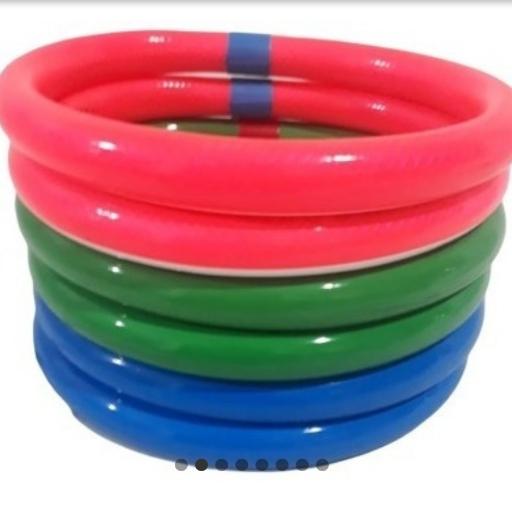 Argola Padrão Para fundo de Piscina Hidra Pool - Cores Diversas