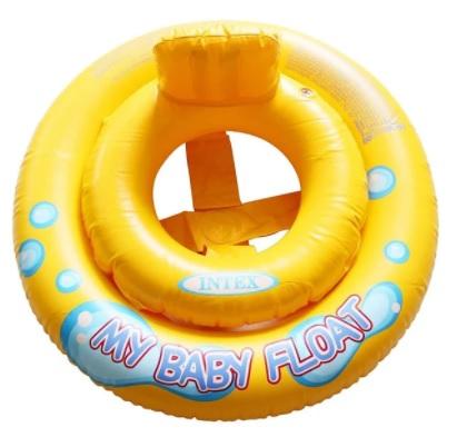Baby bote - meu primeiro Bote (assento em faixas)