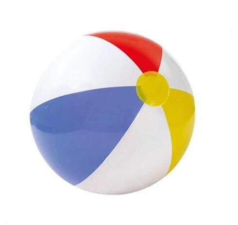 Bola de praia Lisa - Média 51cm - Intex