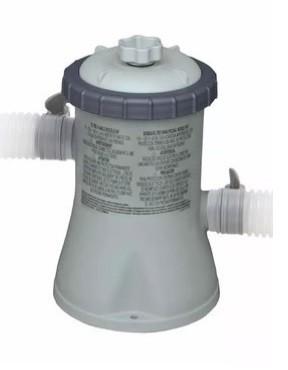 BOMBA FILTRO PARA PISCINA - 127V - 1250 L/HR - INTEX