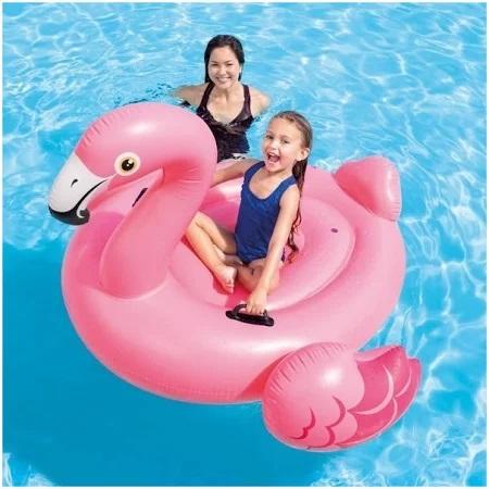 Bote Flamingo Gigante 1,42 X 1,37 X 97 - Intex