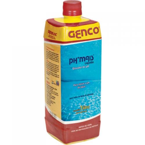 GENCO - PH+ Elevador de PH 01 Litro