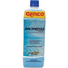 PH- Redutor de PH Genco - Frasco de 01 Litro