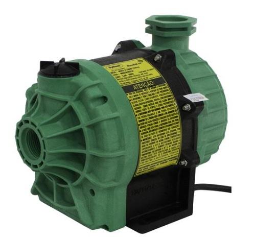Pressurizador Eberle com Fluxostato Interno - 1/2 CV