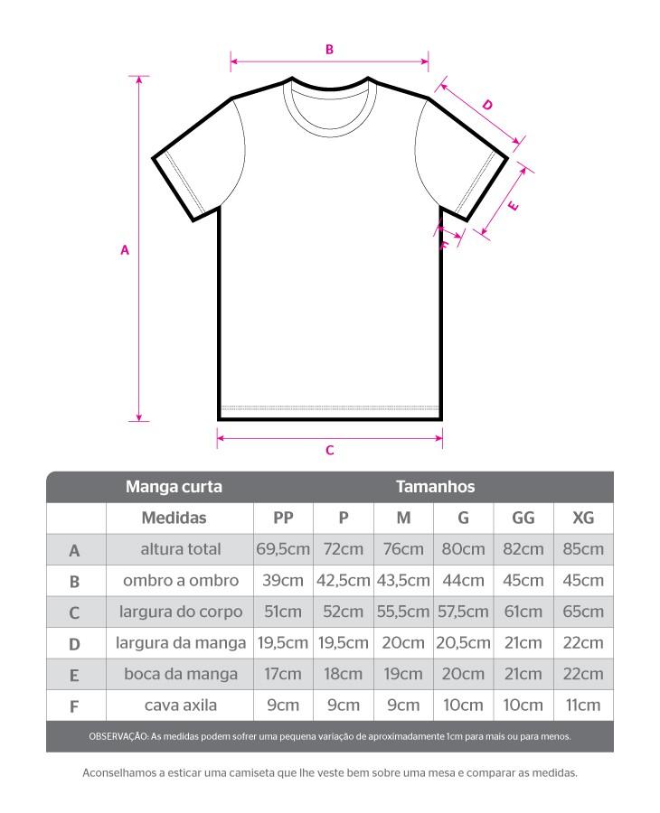 Kit camiseta sustentável básica 4 peças economize 92 reais