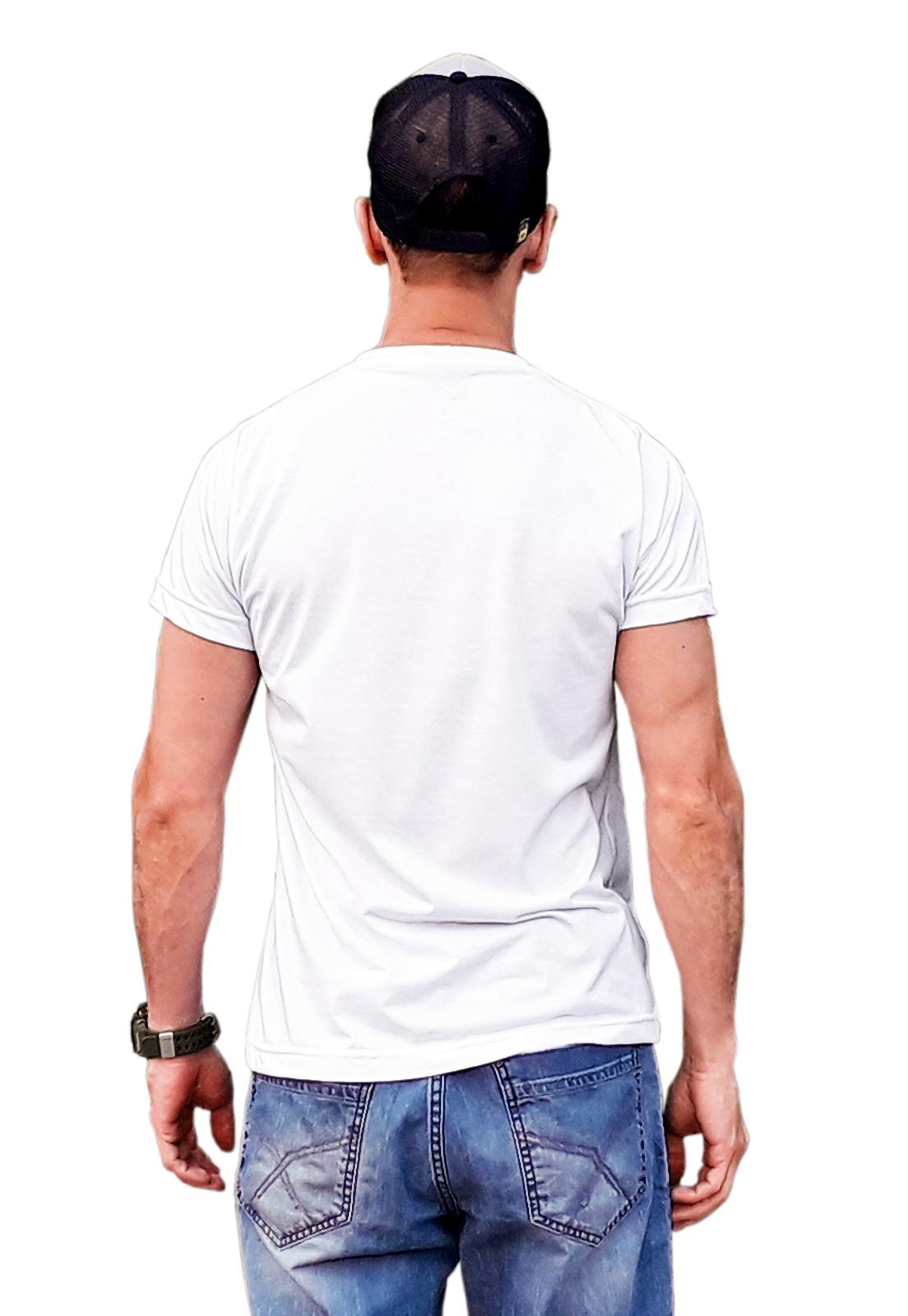 Kit camiseta sustentável mar remar e amar c/2 peças economize 30 reais