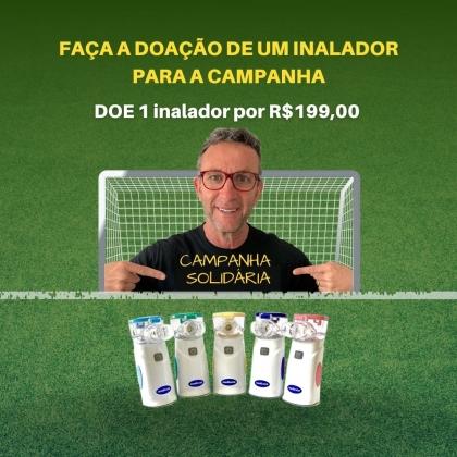 Campanha Opção A - 1 inalador por R$199,00 - exclusivo para doação para campanha